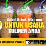 Jual Bubuk Minuman Aneka Rasa | www.dbdpowder.com