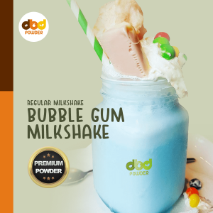 Bubuk Minuman Bubble Gum Premium