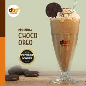 Bubuk Minuman Coklat Oreo Premium