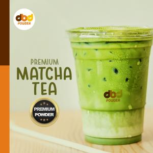 Bubuk Minuman Matcha Tea Premium