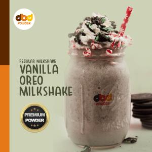 Bubuk Minuman Vanilla Oreo Premium