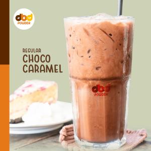Bubuk Minuman Cokelat Caramel – Powder Choco Caramel