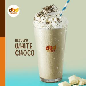 Bubuk Minuman Cokelat White Coco