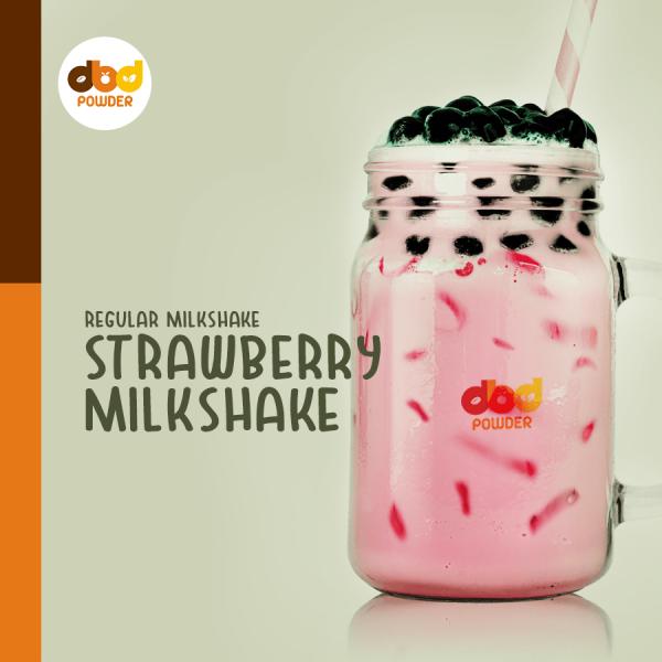 Bubuk Minuman Strawberry – Powder Strawberry