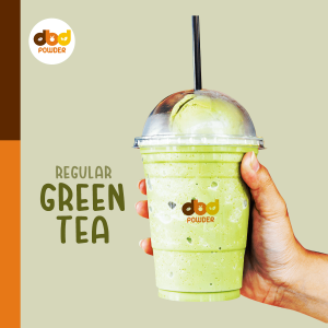 Bubuk Minuman Green Tea