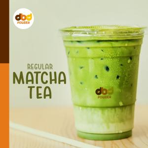 Bubuk Minuman Matcha Tea