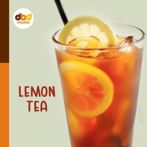 Bubuk Minuman Lemon Tea