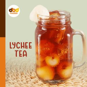 Bubuk Minuman Lychee Tea