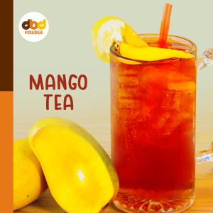 Bubuk Minuman Teh Mangga