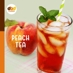Bubuk Minuman Peach Tea