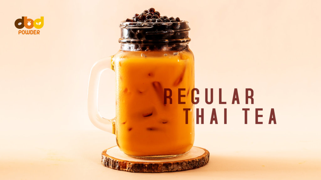 Bubuk Minuman Thai Tea
